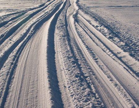 На Кіровоградщині випало 20 сантиметрів снігу