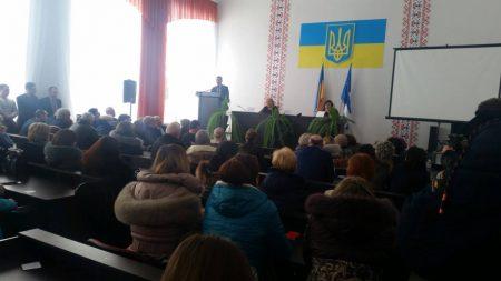 На Кіровоградщині ініціюють створення Добровеличківської ОТГ. ФОТО