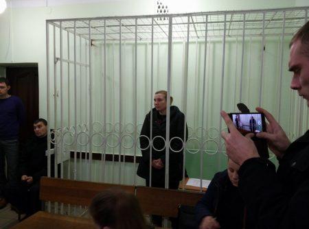 Суд продовжив запобіжний захід Олені Добродій та визначився з датою розгляду клопотання про примусове лікування