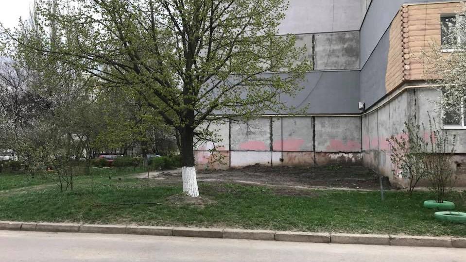 Біля багатоповерхівок на Попова хочуть будувати магазин на комунікаціях 1 - Життя - Без Купюр