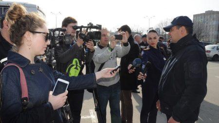 """У  Кропивницькому перевірили стан пожежної безпеки в """"Епіцентрі"""". ФОТО"""
