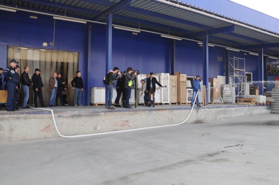 """У  Кропивницькому перевірили стан пожежної безпеки в """"Епіцентрі"""". ФОТО - 5 - Життя - Без Купюр"""