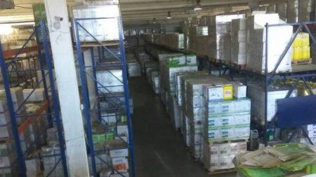 Фермери зможуть забрати 40% продукції зі складу «Імперії Агро» у Кропивницькому