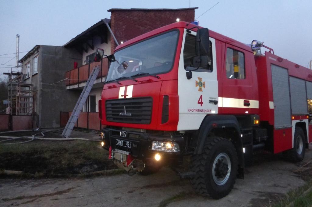 У селищі Новому Кропивницького пожежні врятували 5 людей. ФОТО - 2 - Життя - Без Купюр