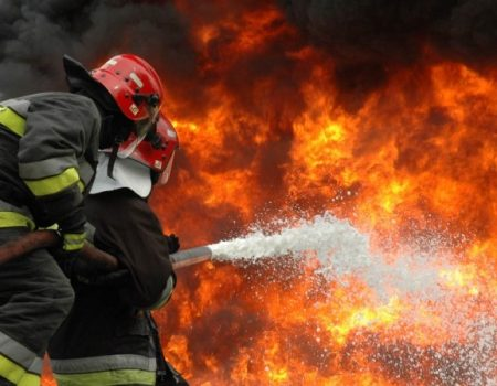На Кіровоградщині в результаті пожежі загинув чоловік
