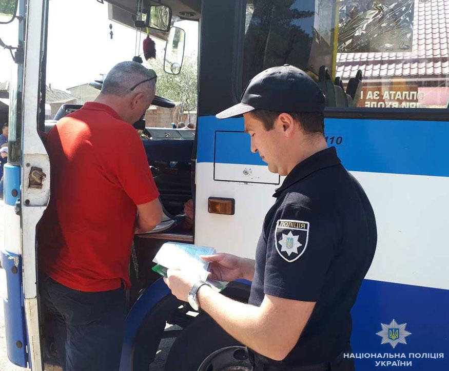 Кіровоградщина: поліція виявила пасажирські автобуси з несправними гальмами і не тільки. ФОТО - 3 - Транспорт - Без Купюр