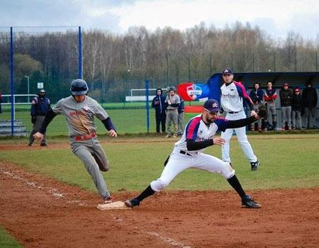 Розклад матчів з бейсболу в Кропивницькому