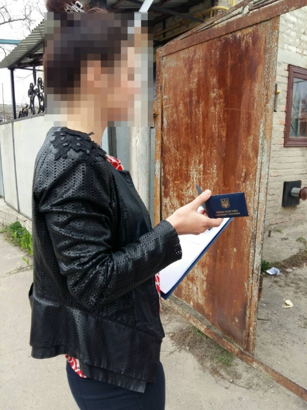 У Кропивницькому боржник з аліментів погрожував держвиконавцям розправою - 1 - Події - Без Купюр