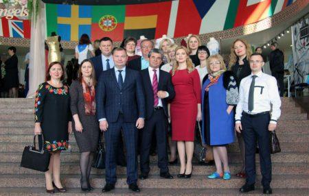 Швейне підприємство з Кіровоградщини успішно презентувало виробництво на Всеукраїнському нетворкінгу