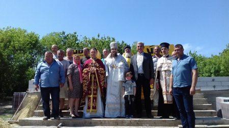 На Кіровоградщині збудують храм. ФОТО