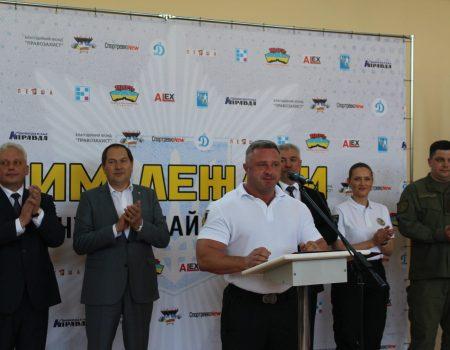 Начальник головного управління Нацполіції Кіровоградщини встановив всеукраїнський рекорд