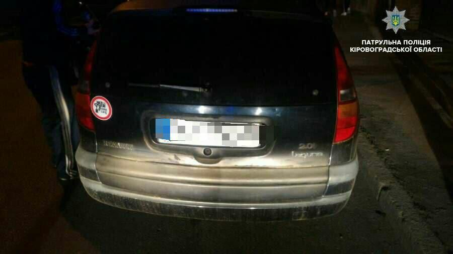 Без Купюр У Кропивницькому за тиждень виявили два автомобіля-двійника. ФОТО Кримінал  Патрульна поліція Кропивницький автомобілі-двійники