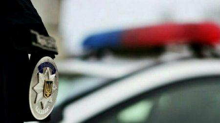 У Кропивницькому п'яний пасажир наніс тілесні ушкодження інспектору патрульної поліції