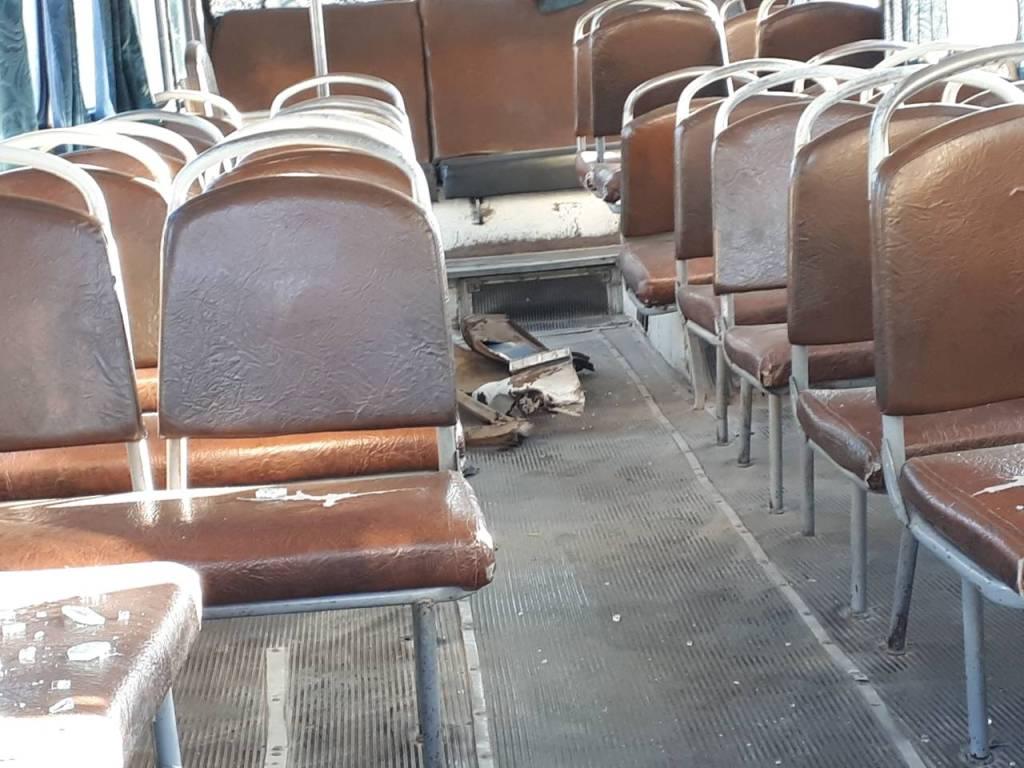Без Купюр Кропивницький www.kypur.net - За кермом - У Кропивницькому автобус, що перевозив гірників Інгульської шахти, потрапив у ДТП. ФОТО Фотографія 5