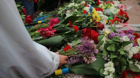 Попри спекуляції щодо відзначення, День Перемоги в Кропивницькому пройшов традиційно велелюдно. ФОТОРЕПОРТАЖ