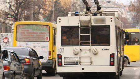 У Кропивницькому тролейбуси тимчасово не їздитимуть до залізничного вокзалу