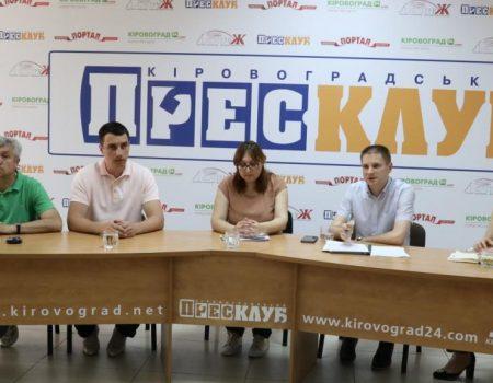 """У Кропивницькому анонсували акцію """"Ні виборам за законом Януковича!"""" та розповіли, чим погана мажоритарка"""