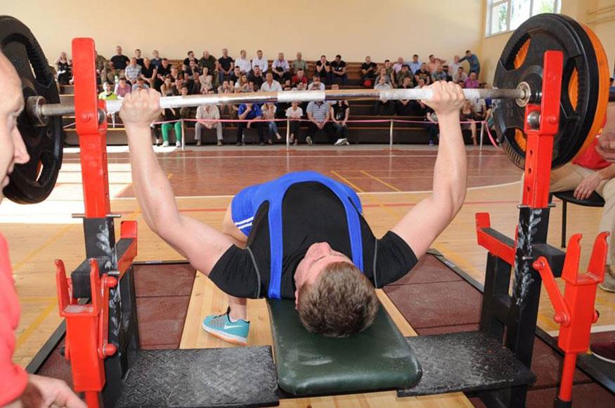 У Кропивницькому відбувся чемпіонат з пауерліфтингу серед працівників силових структур. ФОТО - 1 - Спорт - Без Купюр