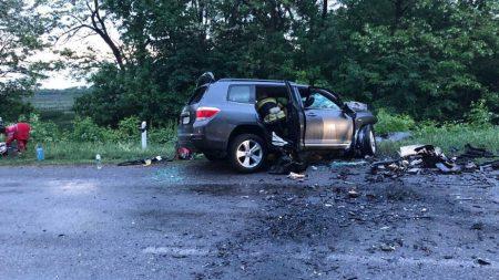 Смертельна ДТП: водію Volkswagen Touareg готують повідомлення про підозру