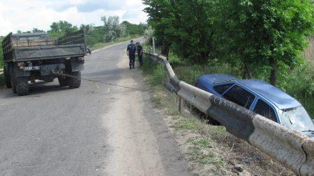 У ДТП на Кіровоградщині загинула людина. ФОТО