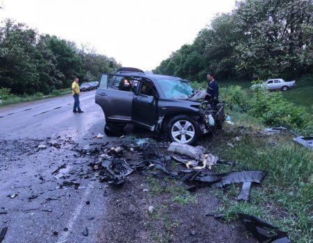 ДТП на Кіровоградщині: четверо загиблих, двоє – травмованих. ФОТО