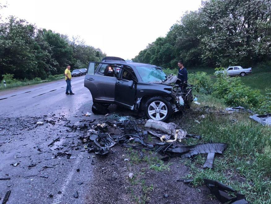 ДТП на Кіровоградщині: четверо загиблих, двоє - травмованих. ФОТО