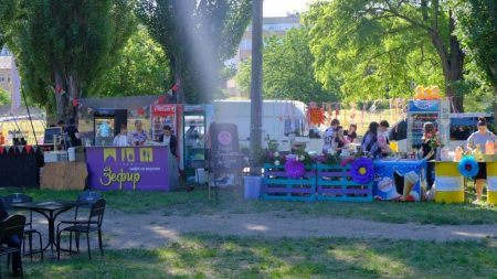 У Кропивницькому провели масштабне фестивальне свято. ВІДЕО