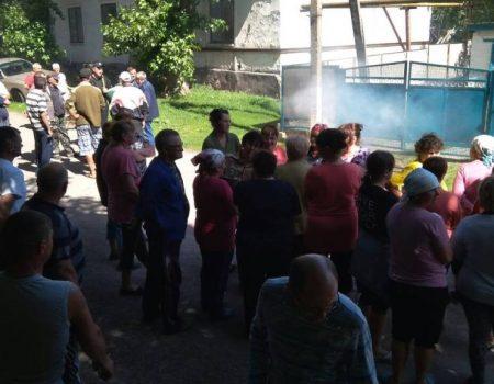 На Кіровоградщині працівники агрофірми відмовилися від зарплати, яку роздає новий директор-ставленик рейдерів