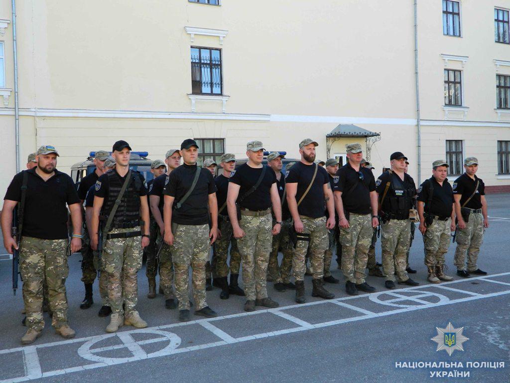 Рота «Святослав» вирушила у зону проведення Операції Об'єднаних сил. ФОТО - 2 - Життя - Без Купюр