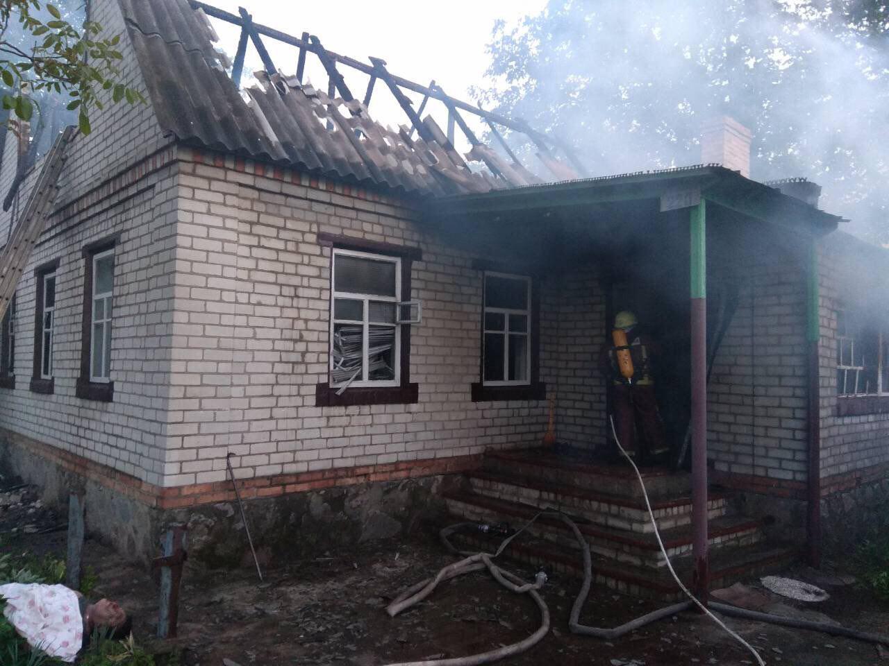 У Світловодську на місці пожежі знайшли тіло жінки - 3 - Життя - Без Купюр
