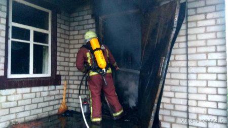 У Світловодську на місці пожежі знайшли тіло жінки