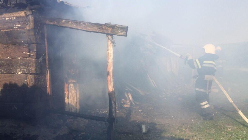 На Кіровоградщині за минулу добу рятувальники загасили 4 пожежі - 2 - Життя - Без Купюр