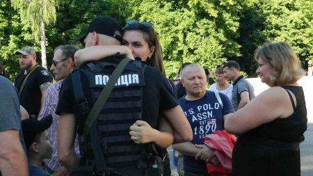 Рота «Святослав» вирушила у зону проведення Операції Об'єднаних сил. ФОТО