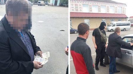 Сільському голові з Кіровоградщини, підозрюваному у хабарництві, підготували підозру