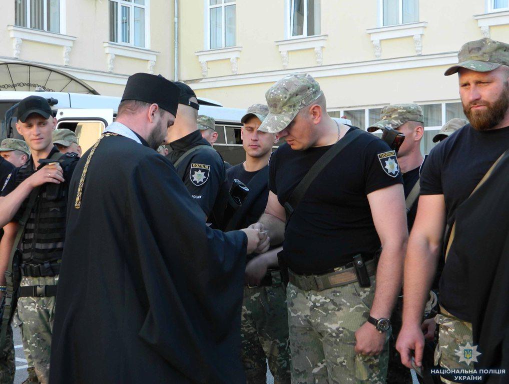 Рота «Святослав» вирушила у зону проведення Операції Об'єднаних сил. ФОТО - 4 - Життя - Без Купюр