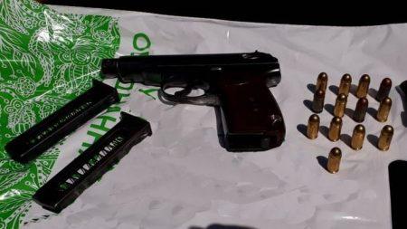 На Кіровоградщині затримали помічника депутата Знам'янської міськради, який продавав зброю. ФОТО