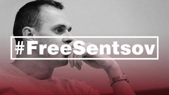 Без Купюр | Життя | Кропивничан закликають приєднатися до акції за свободу Сенцова, наших спецпризначенців та інших в'язнів Кремля. ФОТО 1