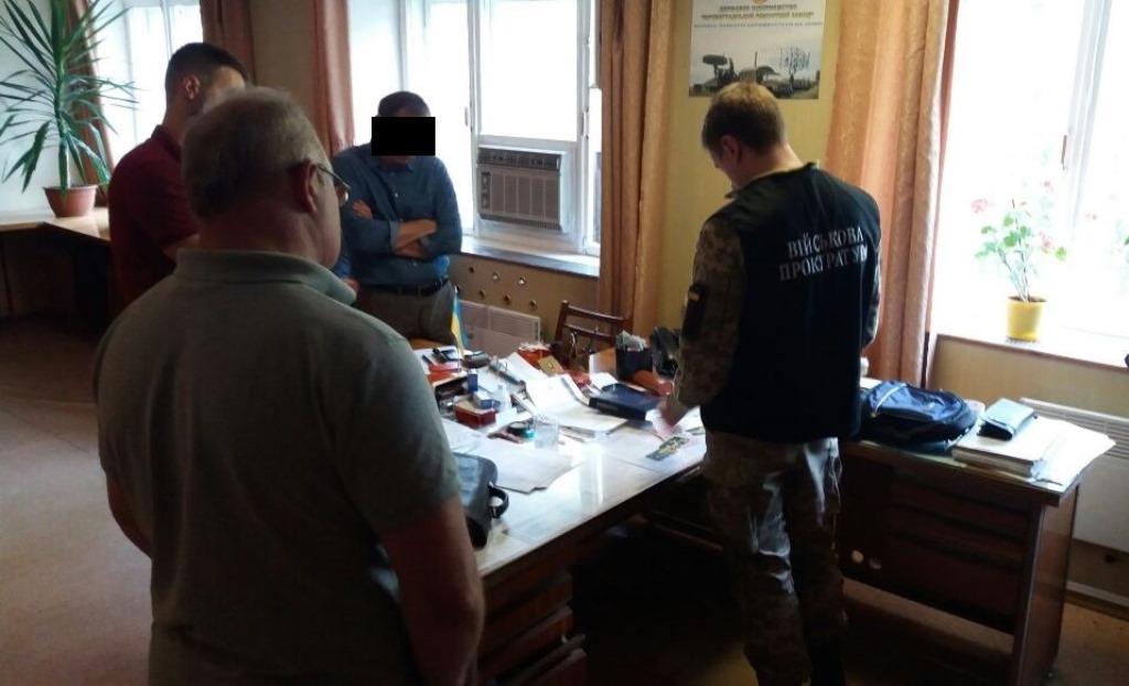 У Кропивницькому директору заводу з концерну «Укроборонпром» інкримінують вимагання хабара з «Нової пошти» - 1 - Корупція - Без Купюр