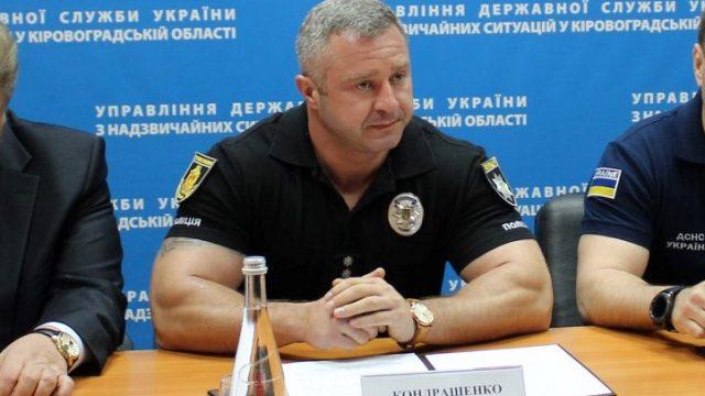 Сергій Кондрашенко запевняє, що нічого не знає про можливе звільнення