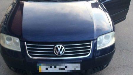 """У Кропивницькому патрульні виявили водія """"Volkswagen"""" із підробленими документами. ФОТО"""