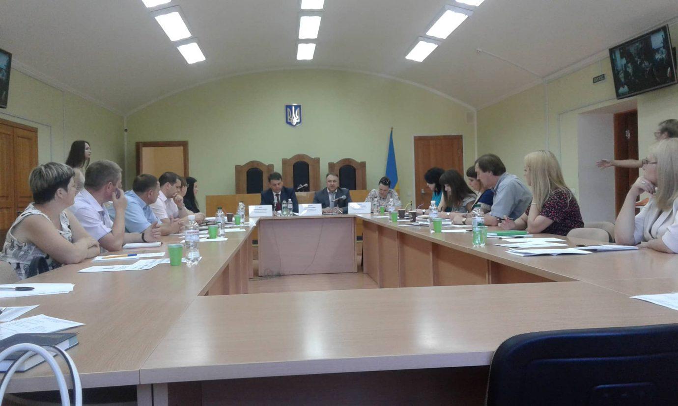 У Кропивницькому відбувся загальнонаціональний форум на тему співпраці суду зі ЗМІ - 1 - Події - Без Купюр