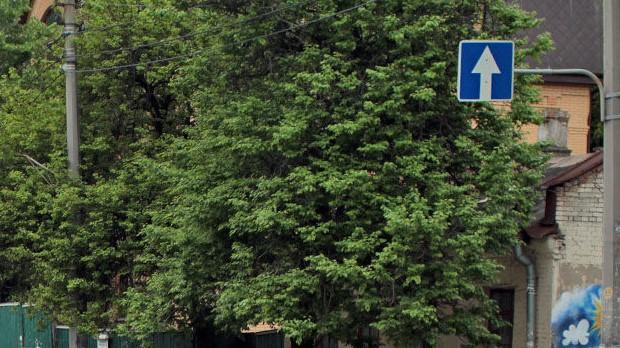 Без Купюр Патрульна поліція просить водіїв Кропивницького звернути увагу на нові дорожні знаки Транспорт  односторонній рух Кропивницький