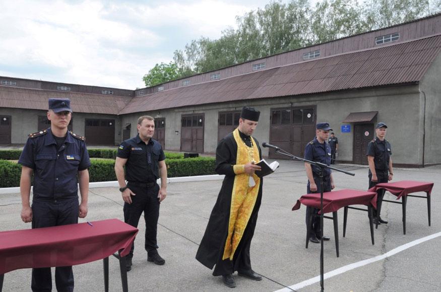 Кіровоградщина: майбутні рятувальники склали присягу. ФОТО - 3 - Події - Без Купюр
