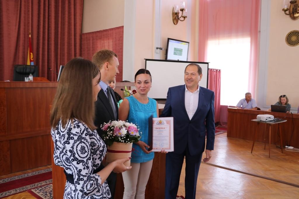 У Кропивницькому напередодні Дня журналіста відзначили представників ЗМІ. ФОТО - 4 - Життя - Без Купюр