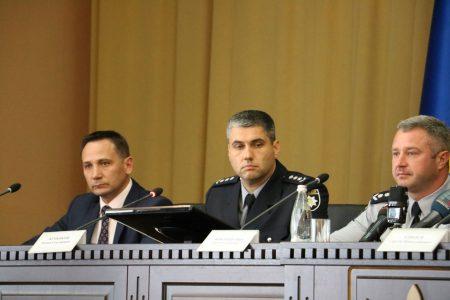 Голова Нацполіції представив у Кропивницькому нового шефа поліції Кіровоградщини. ФОТО