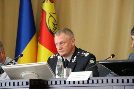 Колишній начальник поліції Кіровоградської області отримає підвищення. ВІДЕО