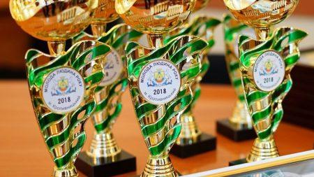 В обласному центрі відзначили лауреатів міського конкурсу«Молода людина року»