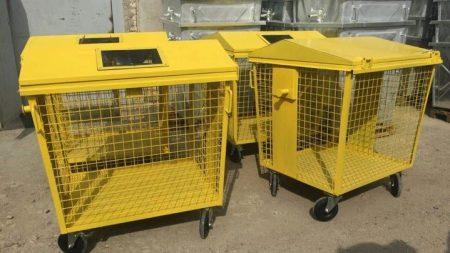 «Екостайл» розмістить 15 контейнерів для роздільного збору сміття в Кропивницькому
