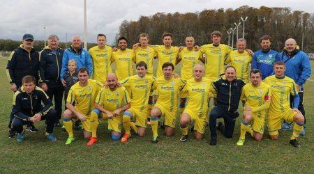 У Кропивницькому відбудеться матч між збірними ветеранів футболу та спецпризначенців
