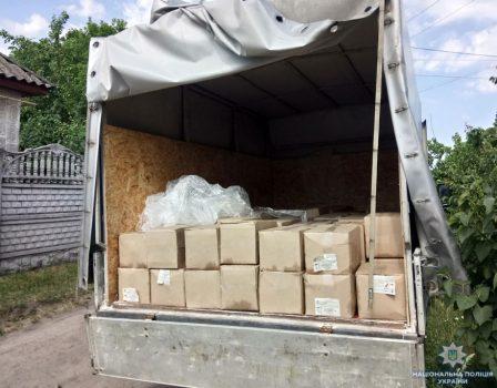 Поліцейські Кіровоградщини викрили групу шахраїв, які видурили в експедитора 20 тонн масла